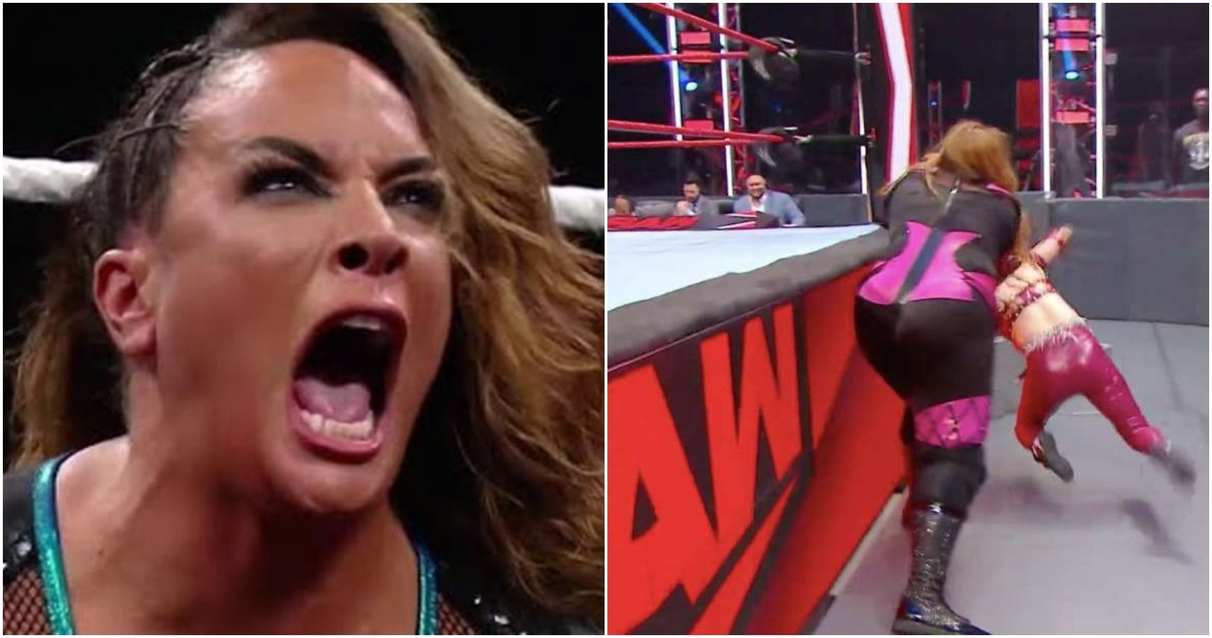 Nia Jax On Dean Ambrose Match Being Cancelled, Who Should