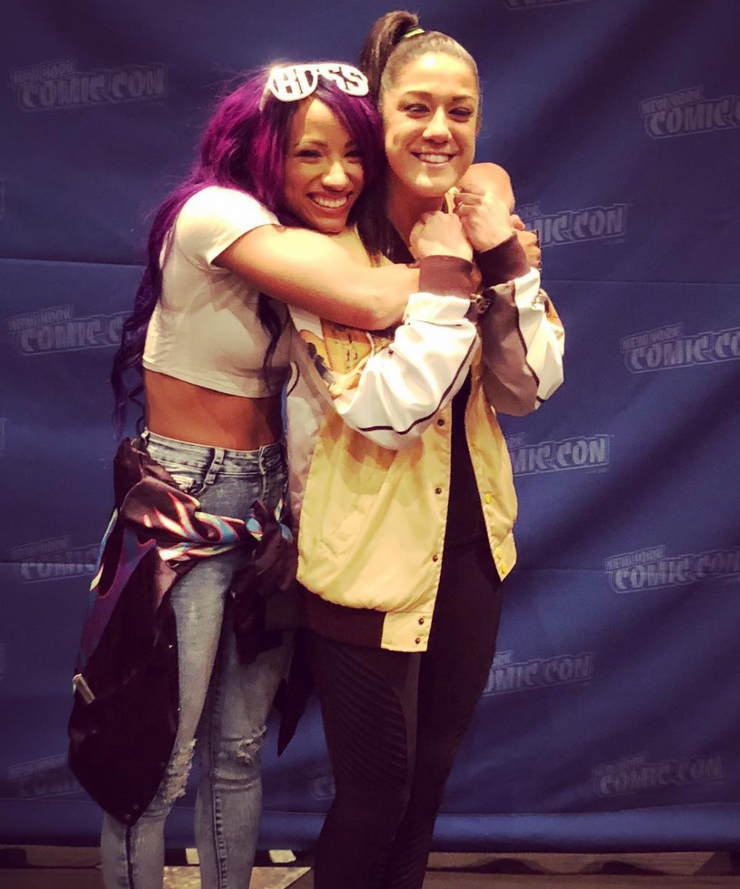 Sasha Banks Bayley 10 Of Their Best Instagram Posts Together See more ideas about brooklyn and bailey, brooklyn and bailey instagram, bailey. sasha banks bayley 10 of their best
