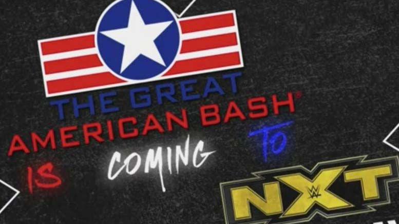 The Great American Bash returning next week on NXT
