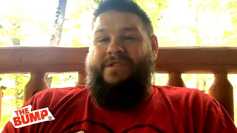 kevin owens confirms reasons absence raw positive covid-19 test performance center