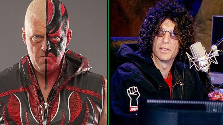 Dustin Rhodes Invites Howard Stern To Aew After On Air Mention
