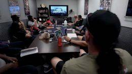 undertaker wwe performance center video training last ride footage