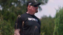 undertaker retirement retiring tease teasing last ride series wwe network boneyard match