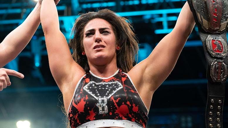tessa blanchard impact wrestling terminated contract fired slammiversary