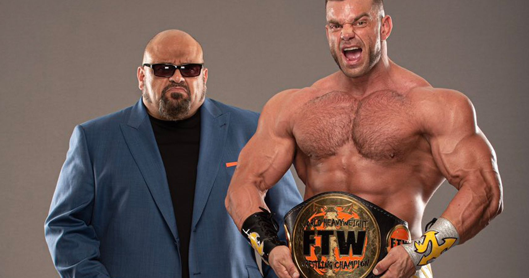 Taz Comments on Brian Cage Defending The FTW Title