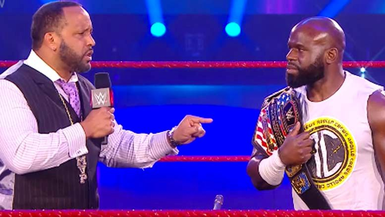apollo crews wwe extreme rules mvp cleared