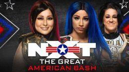 nxt great american bash set wwe