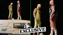 Talk 'N Shop A Mania first look photo picture boneyard luke gallows karl anderson chad 2 badd tex ferguson