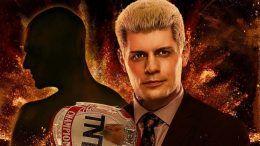 cody rhodes tnt championship title open challenge mystery challenger top independent wrestler