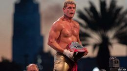 cody rhodes update tnt title championship when will finish finished complete finalized design