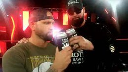 karl anderson luke doc gallows impact wrestling two year deals slammiversary video