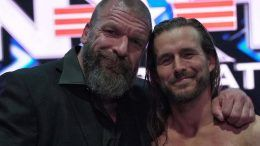 triple h adam cole nxt great american bash title reign ending keith lee
