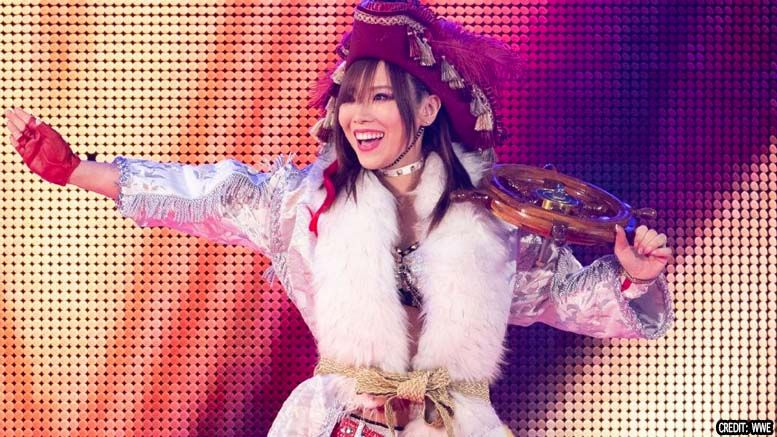 kairi sane wwe contract thanks fans support time in wwe was incredible