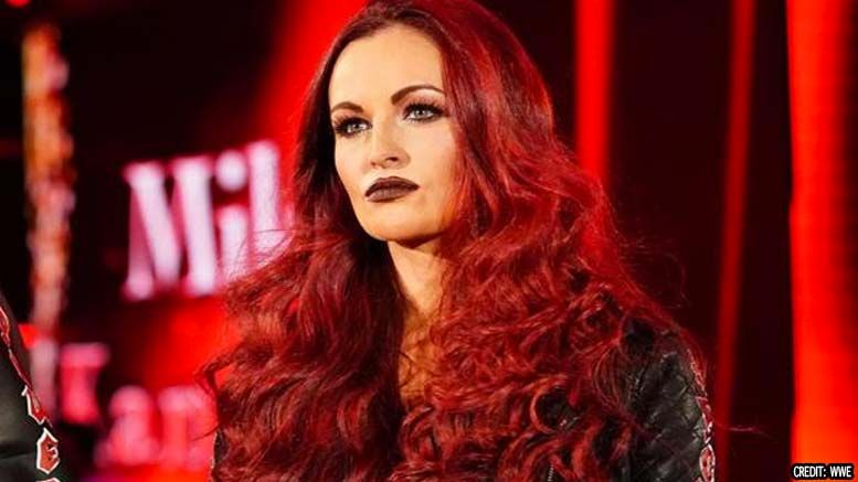 maria kanellis wwe release didnt think it would end cold mike fired firing roh strong podcast