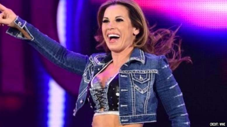 mickie james was medically cleared before pandemic hit wwe