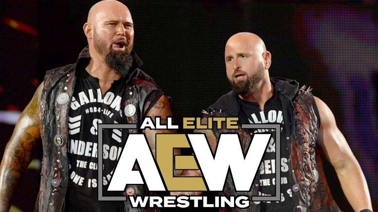 karl anderson luke doc gallows aew all elite wrestling open up interview talks tony khan young bucks first dynamite plans