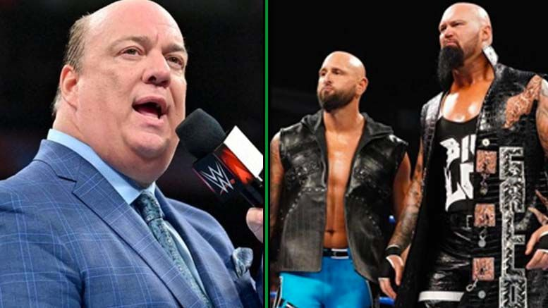 paul heyman karl anderson luke gallows wwe release aj styles raw smackdown vince mcmahon