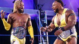 smackdown tag team titles next week fox new day shinsuke nakamura cesaro