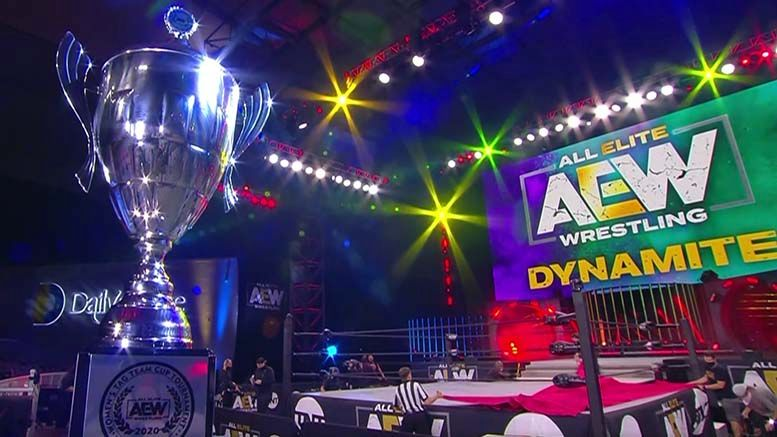 aew womens tag team tournament deadly draw rules next week youtube