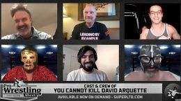 you cannot kill david arquette interview q&a wrestling ddp diamond dallas page rj city