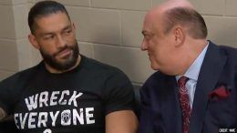 paul heyman roman reigns wwe smackdown video