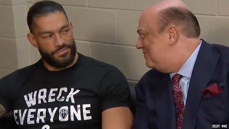 Backstage Creative Plans For Roman Reigns, Bray Wyatt, and Braun Strowman