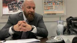 triple h conference call nxt takeover xxx media