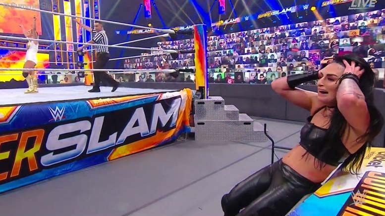 Is Sonya Deville Legit Fired By WWE After Summerslam 2020 Loss? 1