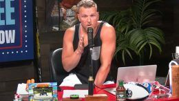 pat mcafee show nxt takeover debut wrestling bucket list