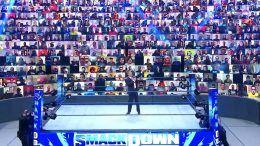 wwe thunderdome pros cons virtual crowd smackdown