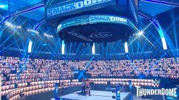wwe thunderdome test preview notes photos pictures