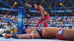 bayley sasha banks break up breakup video smackdown attack beatdown