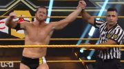 kyle o'reilly wins nxt gauntlet eliminator finn balor takeover title shot