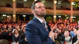 nigel mcguinness nxt uk returning tapings