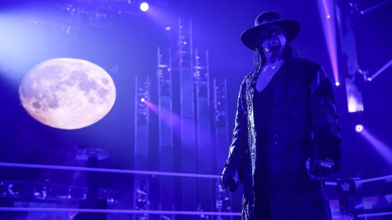 The Undertaker Says It's Time For Him To Rest In Peace
