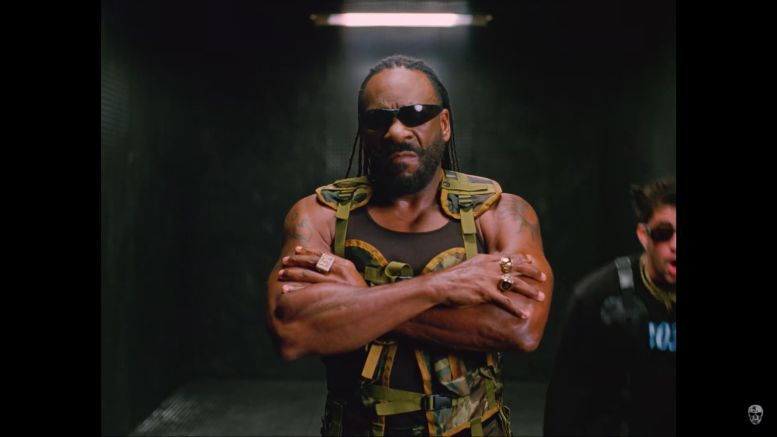 Booker T stars in Bad Bunny's latest song