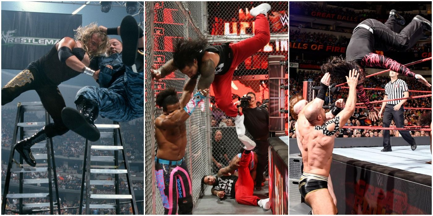 10 PPVs Where The Tag Team Title Match Was Better Than The World Championship
