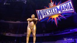 Andre The Giant Memorial Battle Royal smackdown