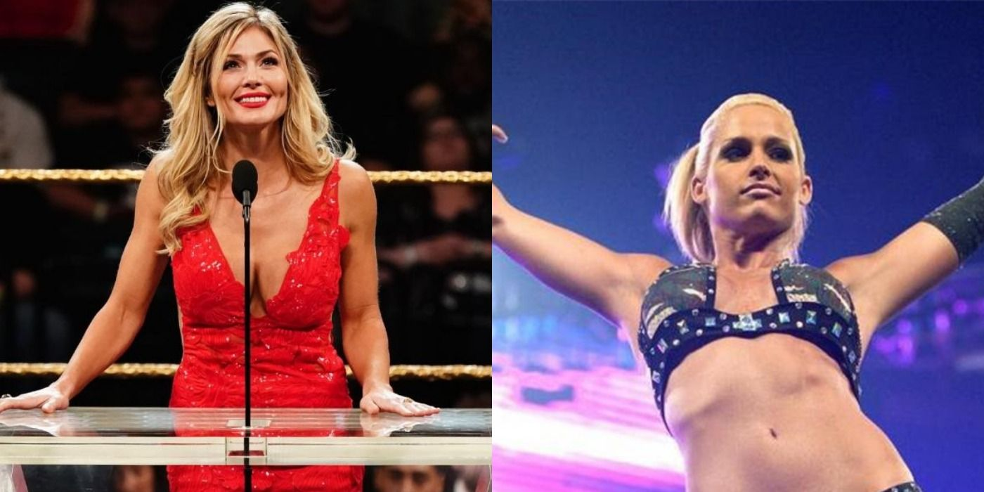 10 Women Of The WWE Ruthless Aggression Era, Ranked By Promo Ability