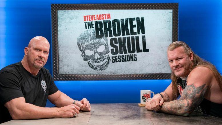 Steve Austin Chris Jericho WWE AEW