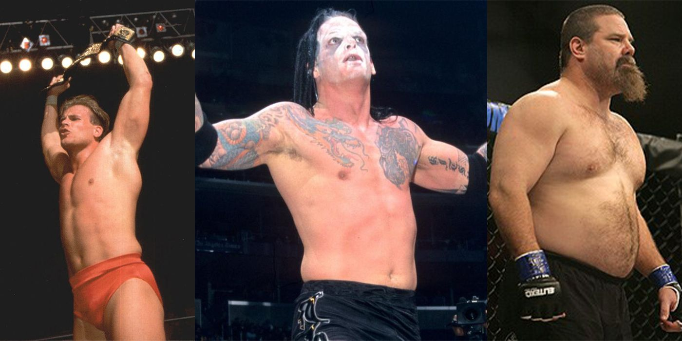 10 Forgotten WCW Wrestlers: Where Are They Now?   TheSportster