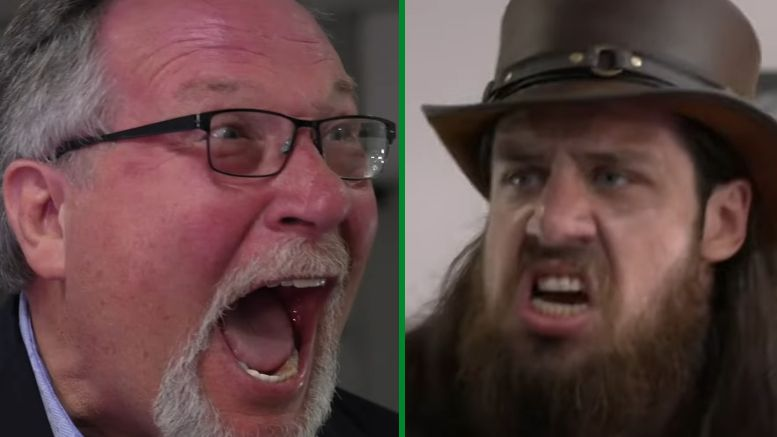 "WATCH: ""The Million Dollar Man"" Ted DiBiase Humiliates Cameron Grimes"