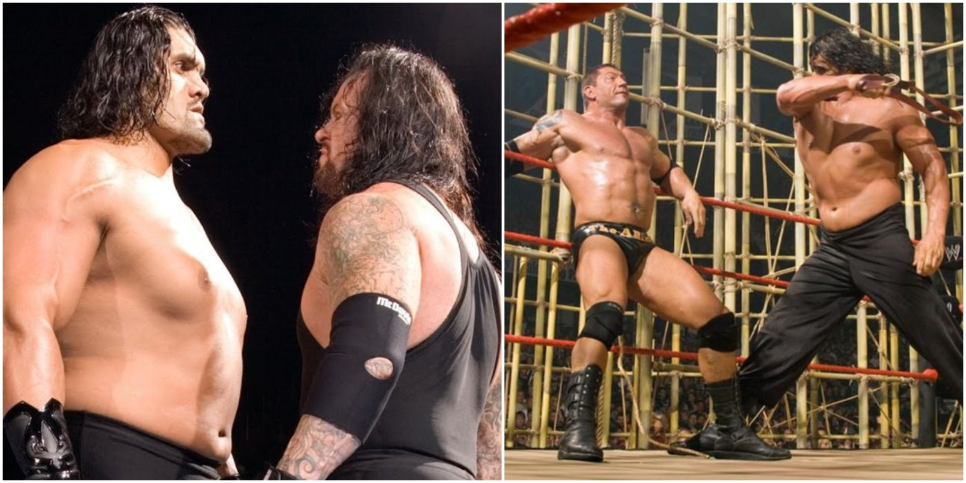 10 Things About The Great Khali's Career That Made No Sense