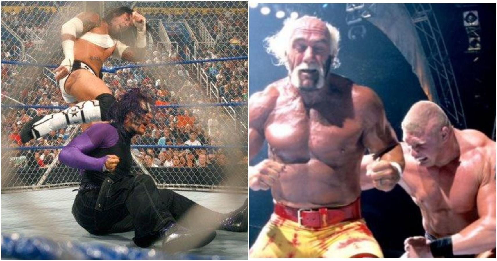 10 Great Matches On SmackDown From The 2000s You Forgot About