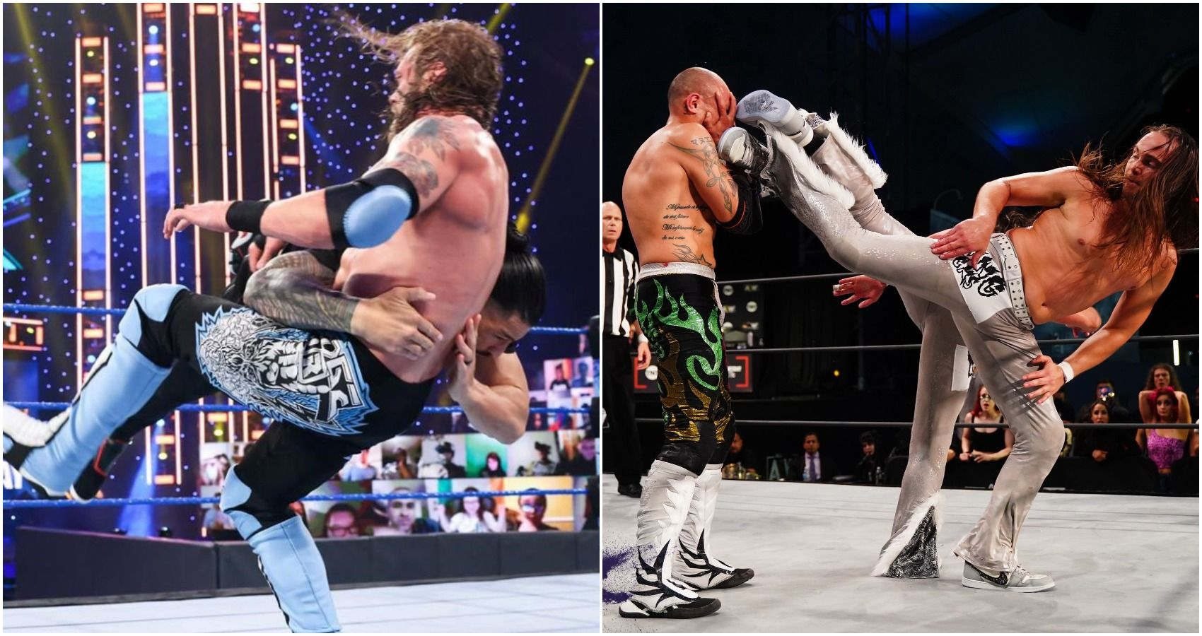 10 Most Commonly Used Finishers In Pro Wrestling | TheSportster
