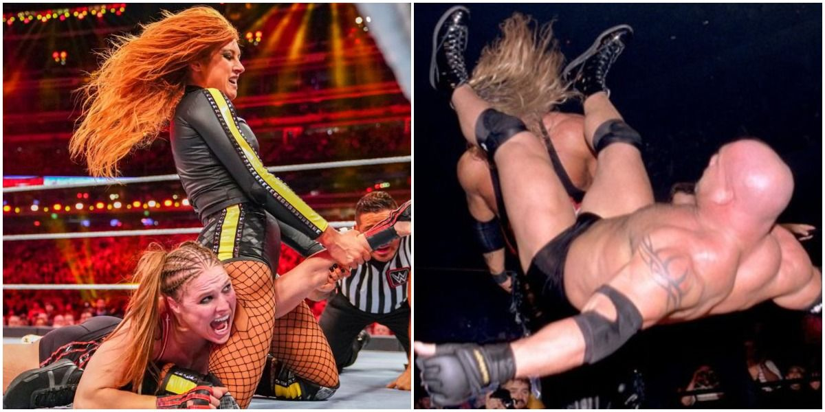 10 Wrestlers That Broke Undefeated Streaks | TheSportster