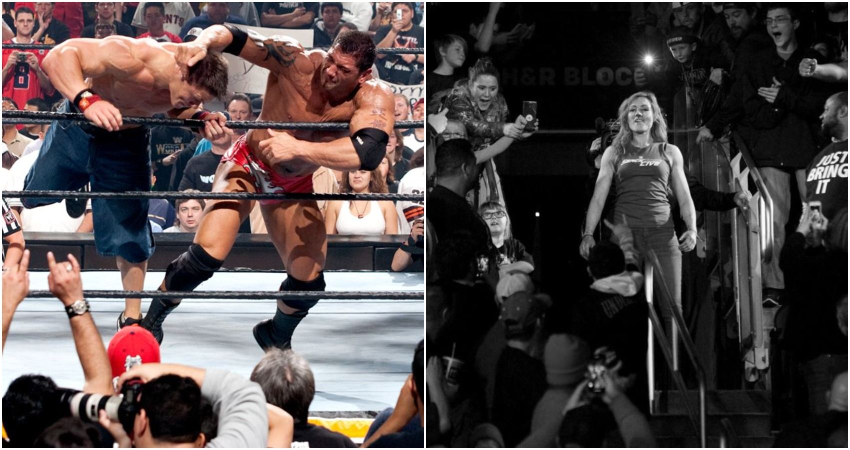 10 Times Wrestlers Made A Botch In WWE (& We Liked That)