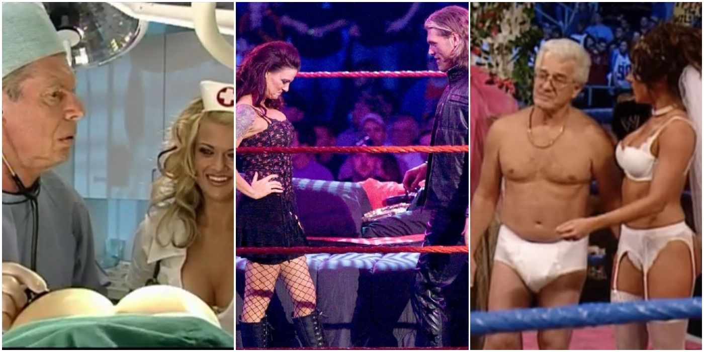 10 Most Inappropriate WWE Ruthless Aggression Moments