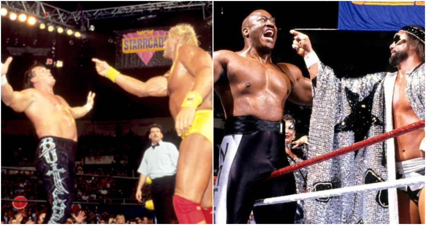 10 Wrestlers You Didn't Realize Main Evented PPVs In Both WWE & WCW