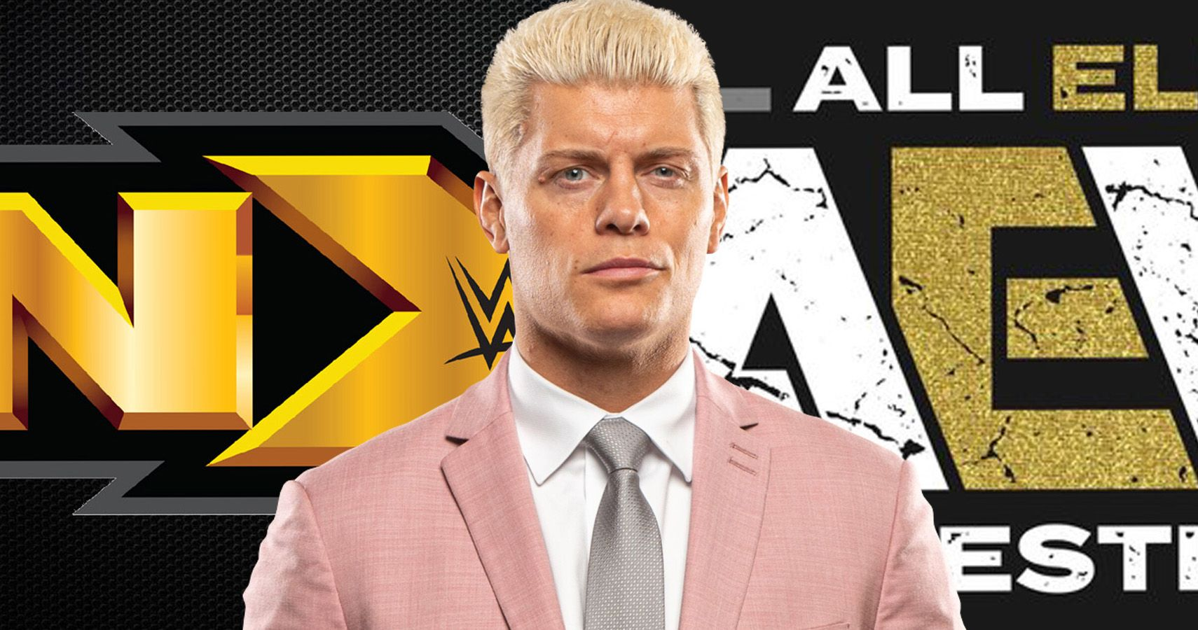 """Cody Rhodes Says Hardcore NXT And WWE Fans Started AEW EVPs """"Not On Speaking Terms"""" Rumor"""